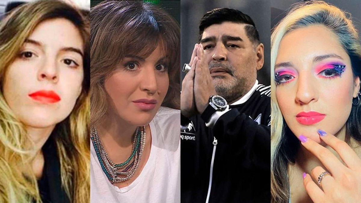 Revelaron cómo se enteraron de la muerte de Maradona