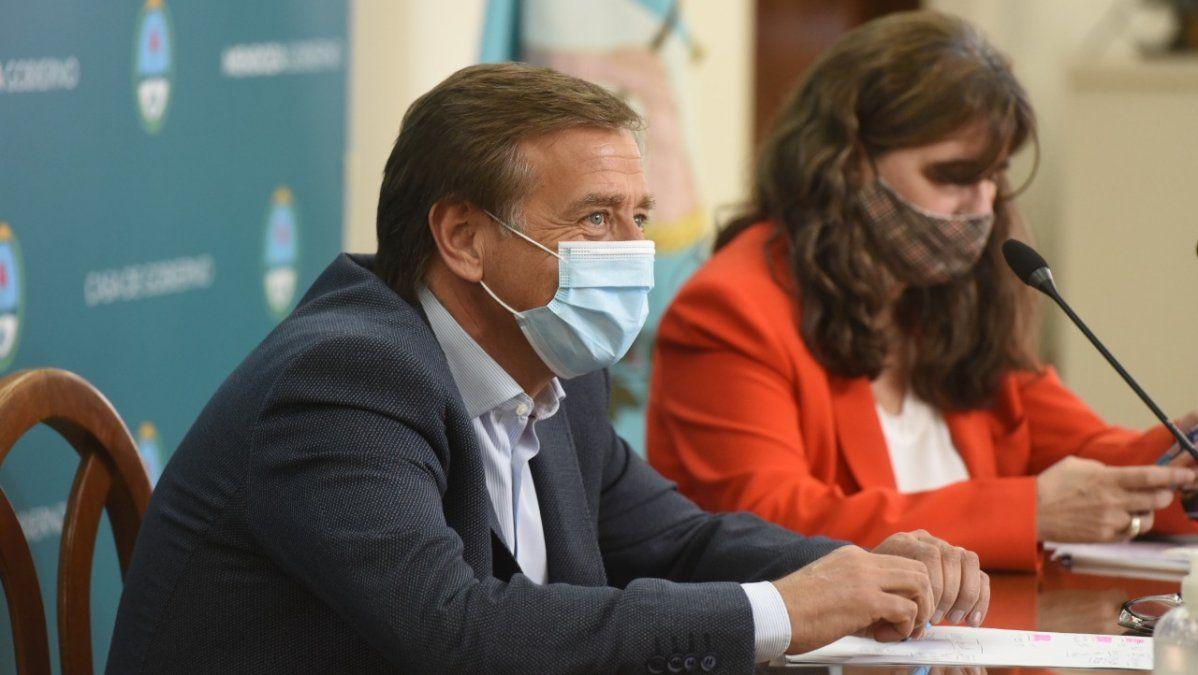 Nuevo decreto de cuarentena en Mendoza: el gobernador anunció nuevas restricciones