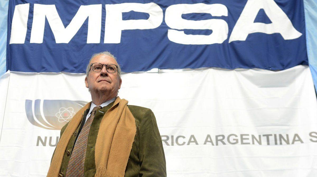 La familia de Enrique Pescarmona se quedaría con la menor cantidad de acciones de IMPSA tras la capitalización de la compañía.