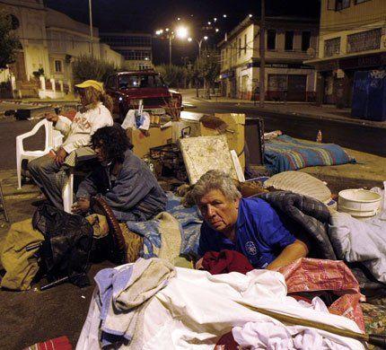Los muertos en Chile se elevaron a 711 y rige el toque de queda en dos regiones