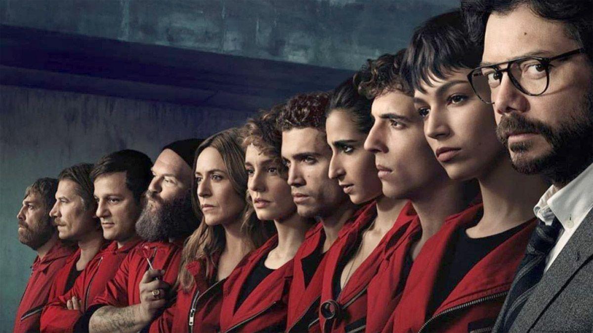 La quinta temporada de La casa de papel estará dividida en dos etapas.
