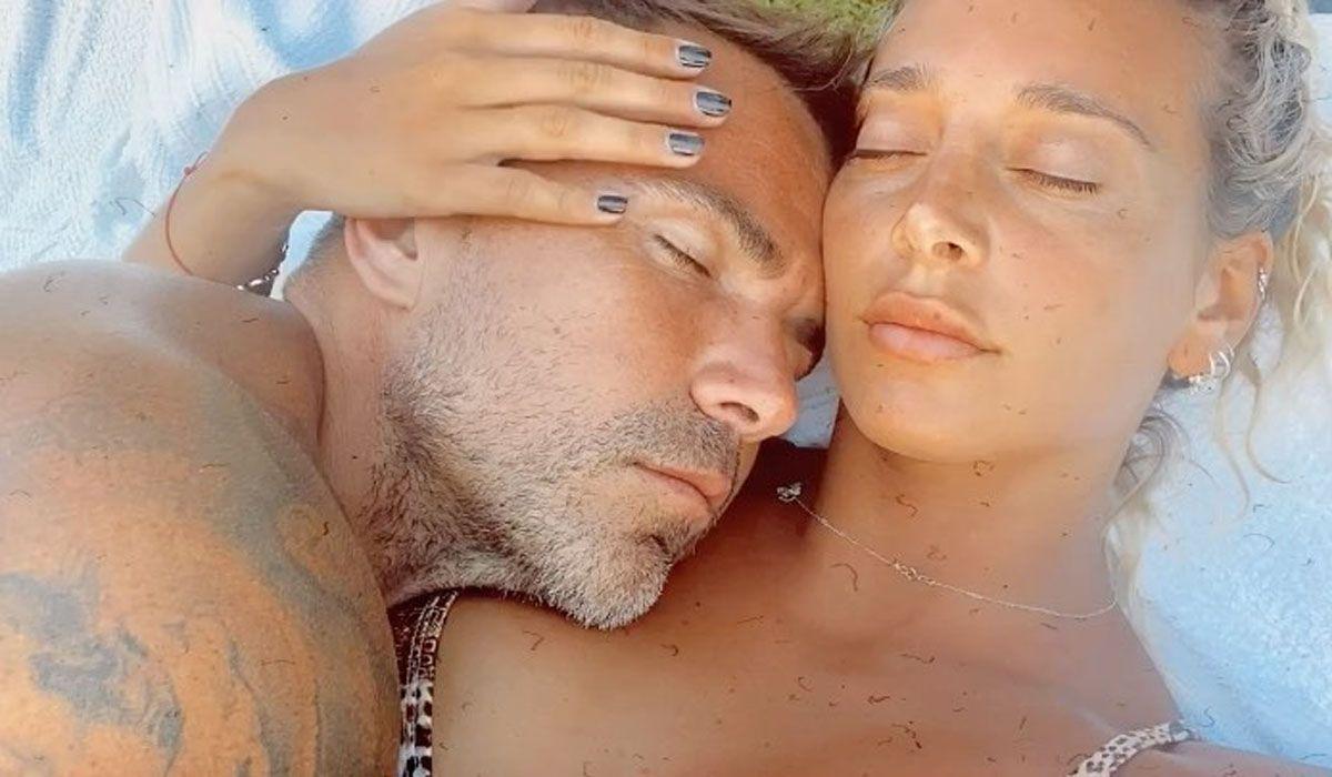 Sol Pérez y su novio Guido Mazzoni anunciaron en Masterchef Celebrity 2 que se viene la boda