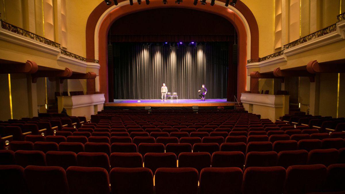El Teatro Mendoza reabre sus puertas con el show de Küyen.