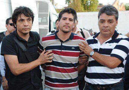 Llegó a Mendoza el Gato Araya y negó liderar una banda de narcos