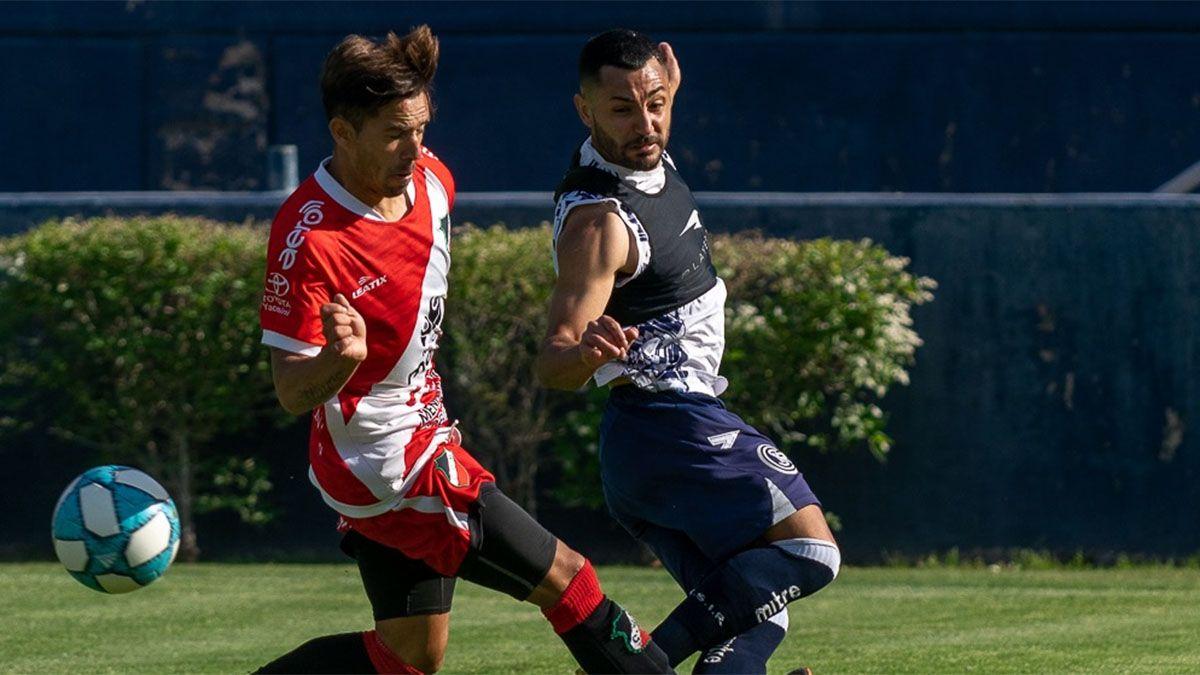 Independiente Rivadavia le ganó a Deportivo Maipú