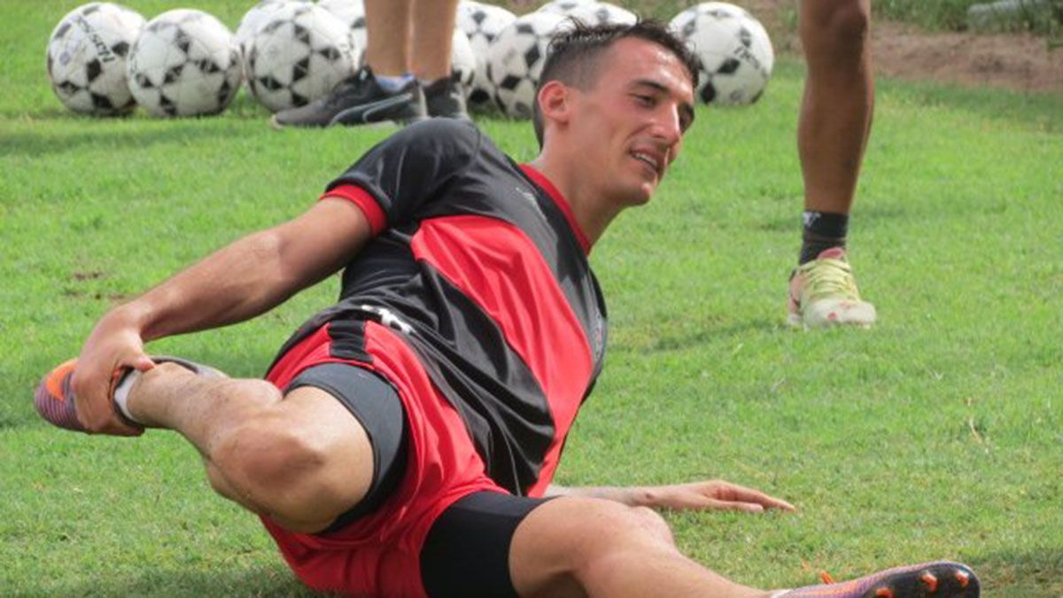 Panchito Agost está de vuelta en Mendoza para jugar en FADEP.
