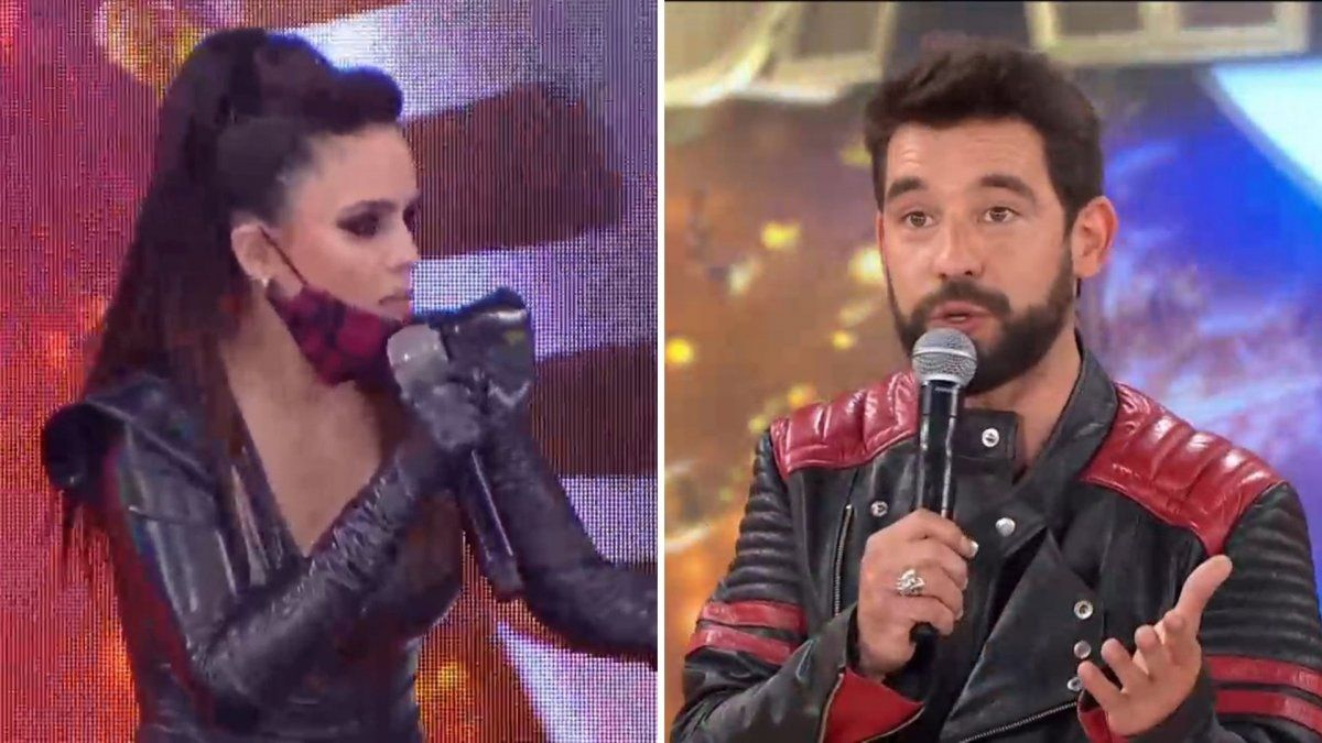 ¡Tremendo cruce en vivo! Sofi Morandi trató de langa y banana a Agustín Sierra: Se cree Maluma