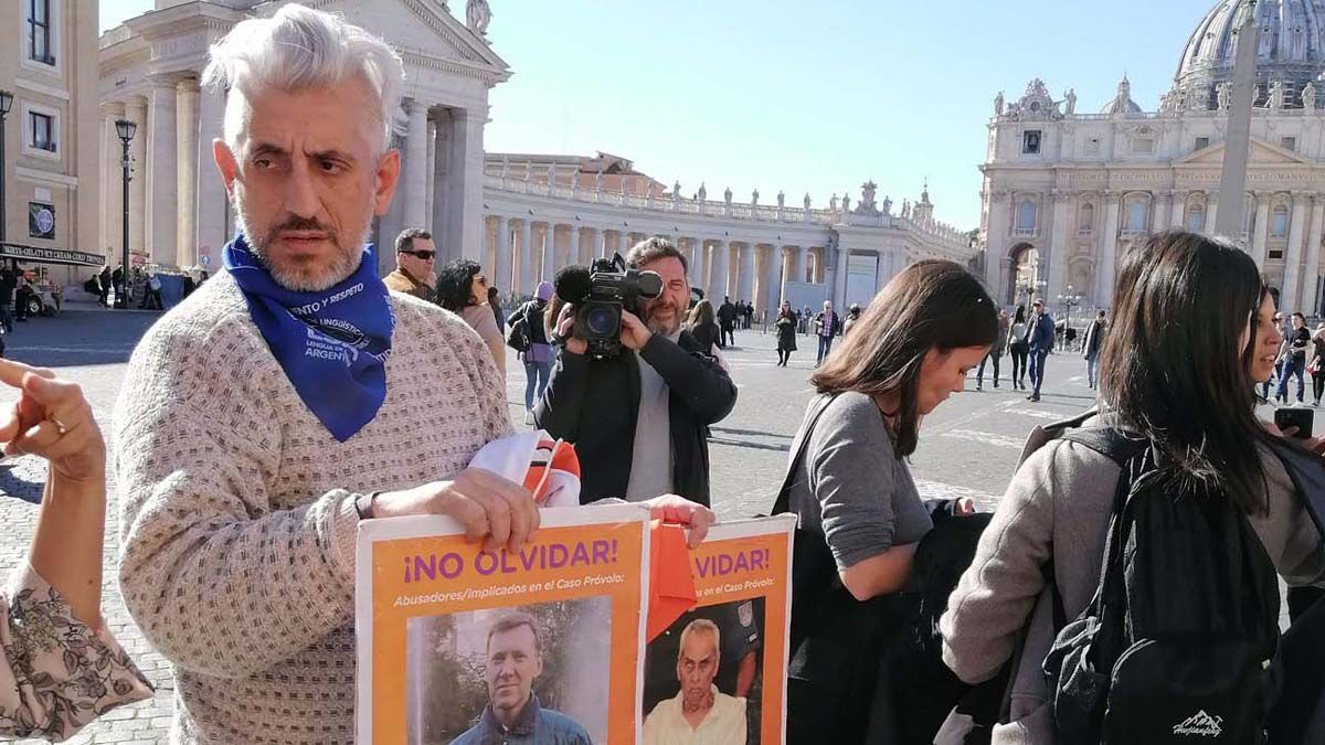 Víctima del Próvolo: El cura Corradi me torturó
