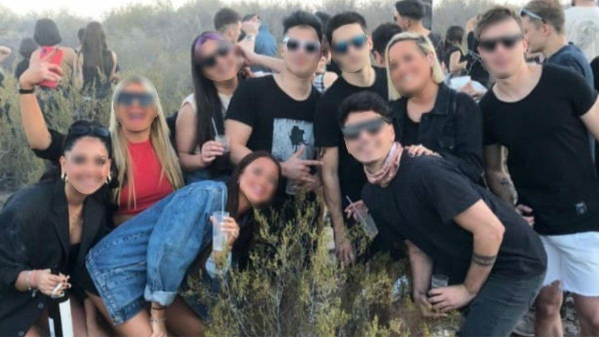 Denunciaron una fiesta clandestina en El Challao