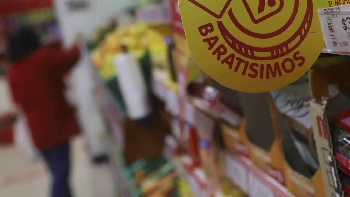 El programa Precios Máximos tiene mayor nivel de presencia y posibilidad de fiscalización en las grandes cadenas de supermercados.
