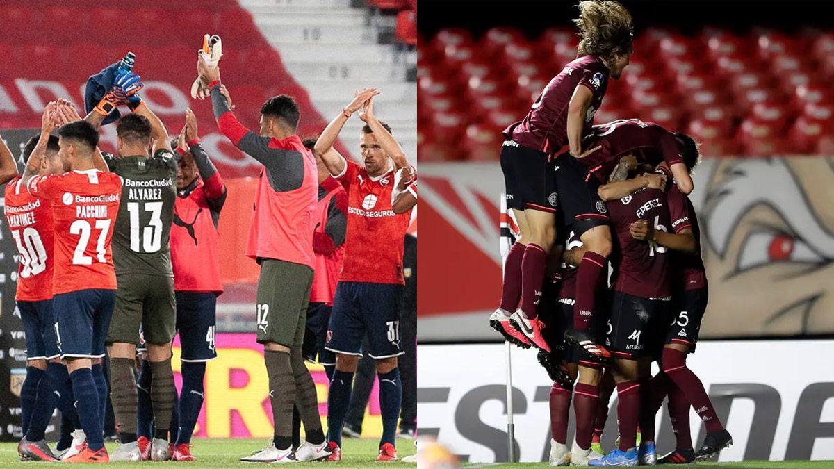 Independiente y Lanús abrirán los cuartos de la Sudamericana