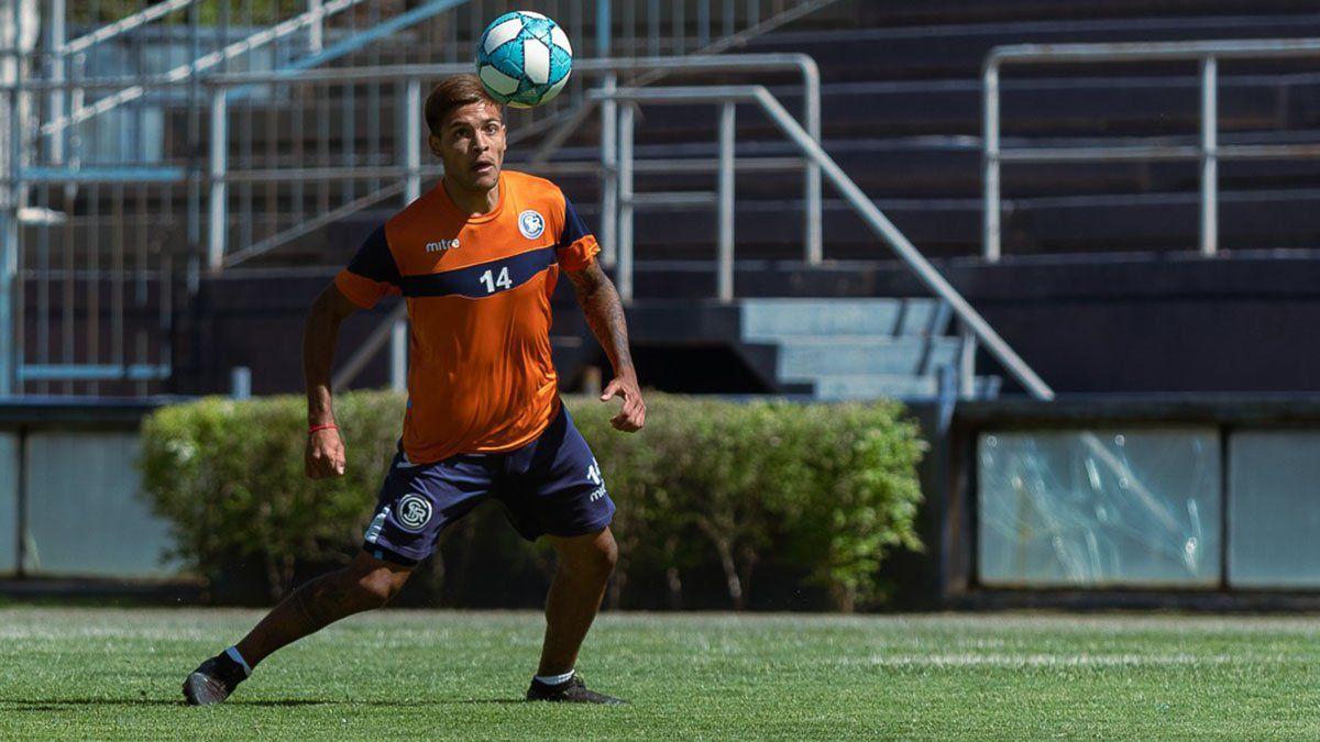 Enzo Suraci volverá a ser titular por la lesión de Paolo Impini.