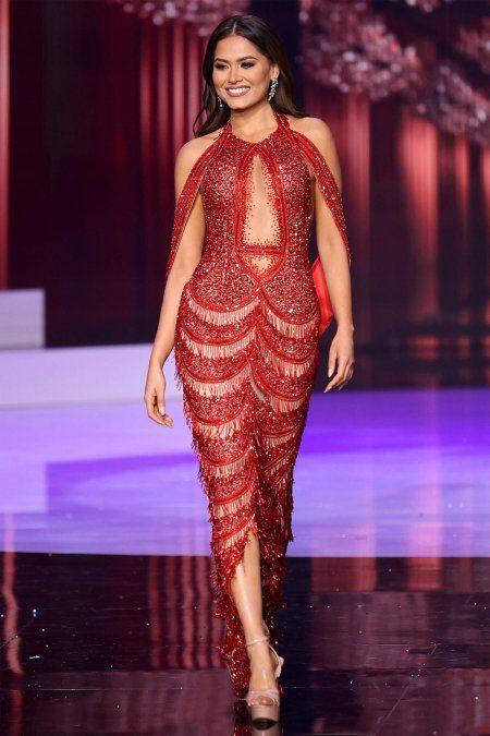 Quién es Andrea Meza, la nueva Miss Universo 2021