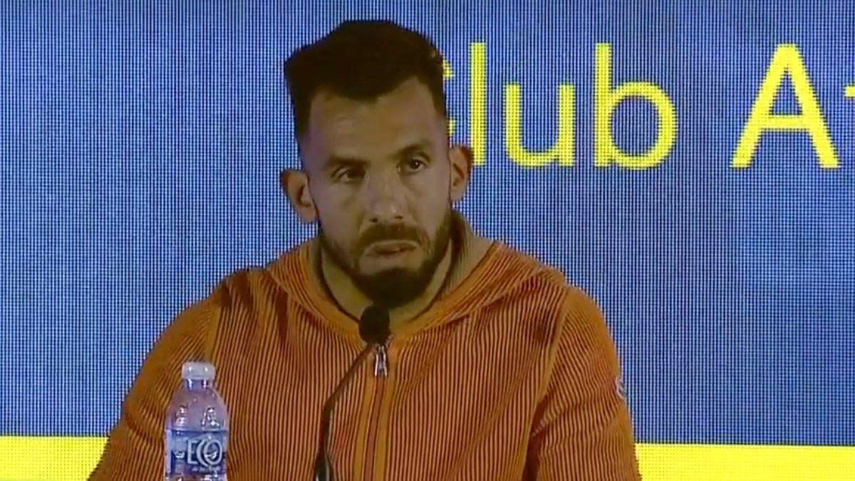 Tevez rompió el silencio y anunció que se marcha de Boca