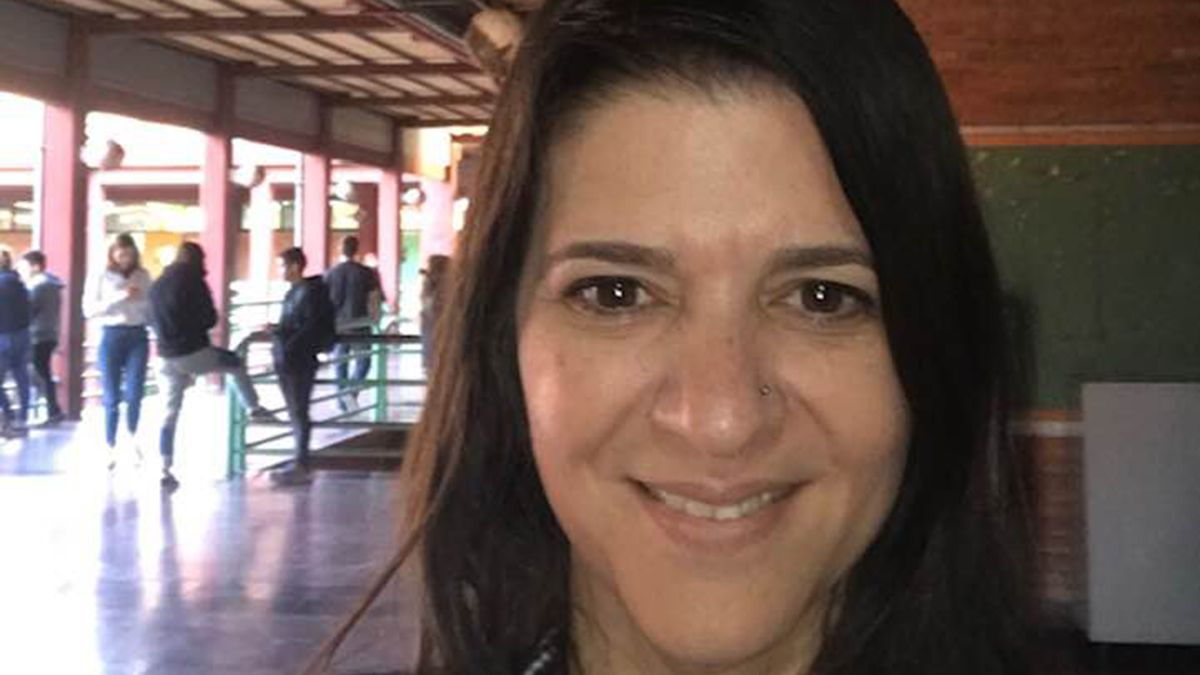 La profesora Paola De Simone llevaba 4 semanas con los síntomas de coronavirus.