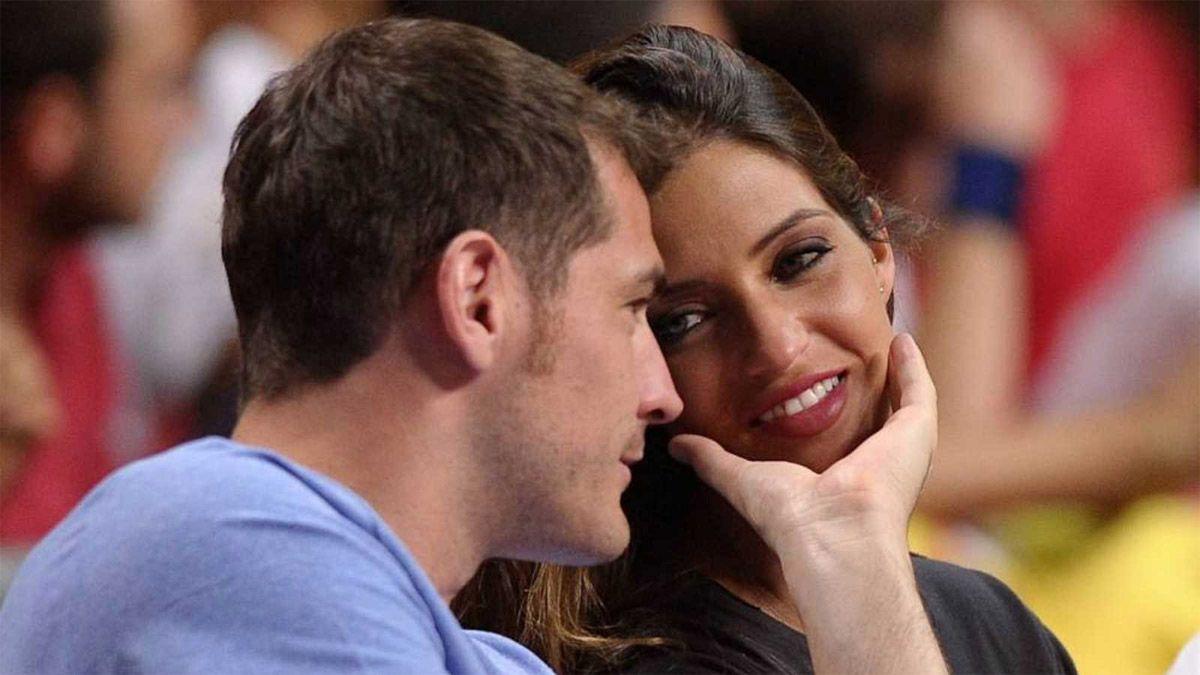 Iker Casillas y Sara Carbonero son noticia mundial