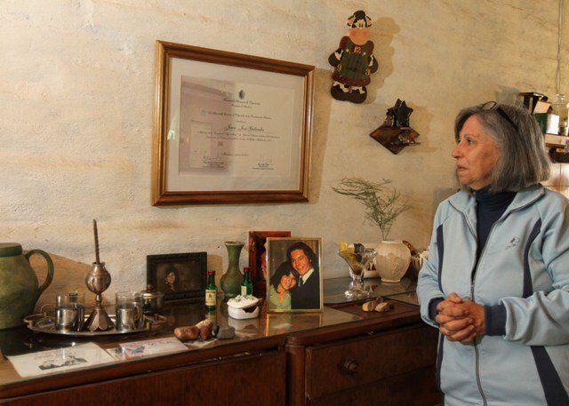 Una testigo del terror que se vivió en la dictadura militar