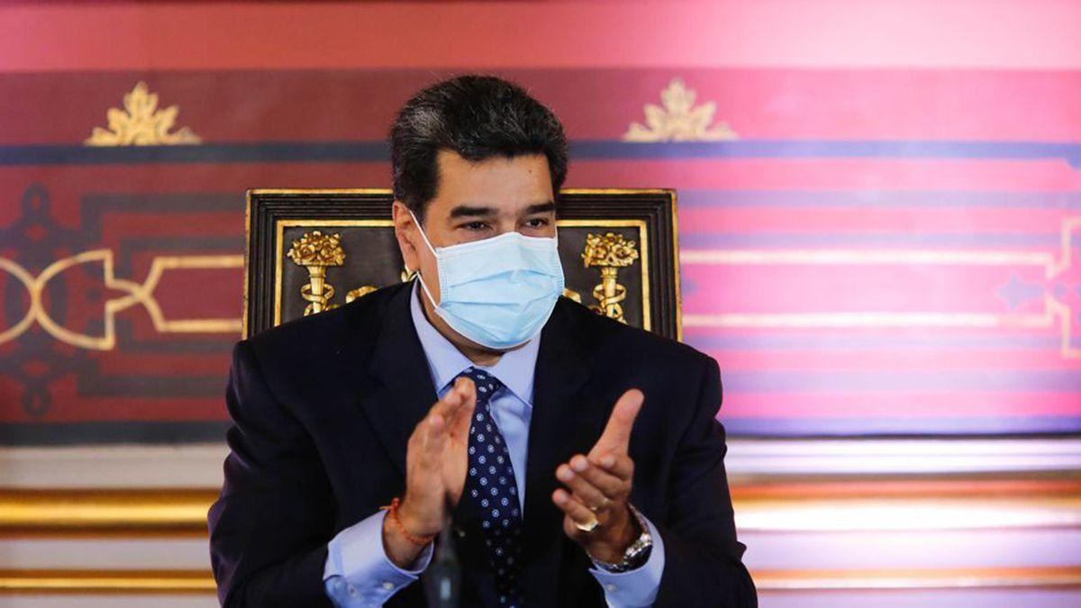 """Maduro anunció que Venezuela desarrolló un remedio que anula el coronavirus """"al 100%"""""""