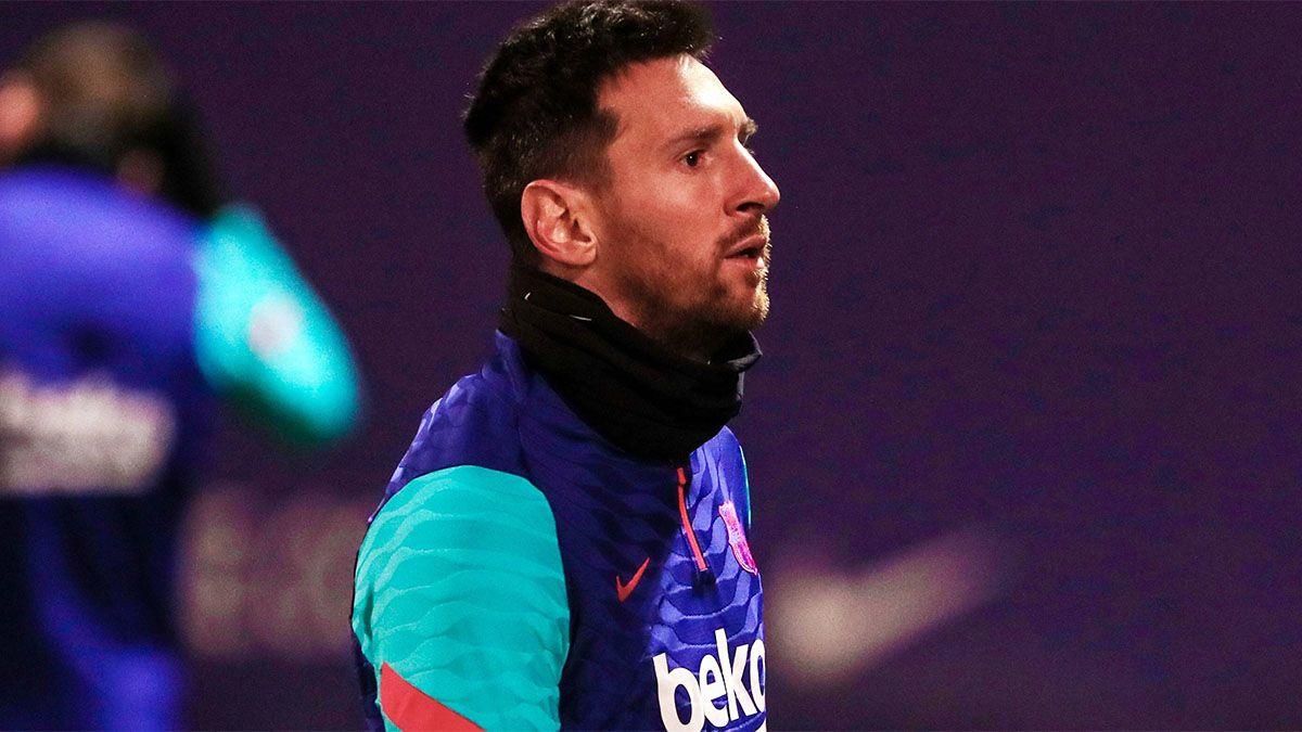 Messi: recuperación de la lesión y vuelta a los entrenamientos