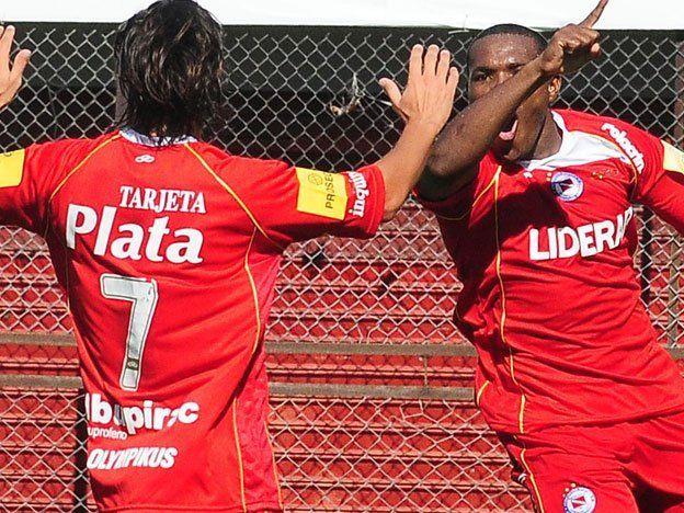El Bicho venció a All Boys gracias al gol de Anangonó