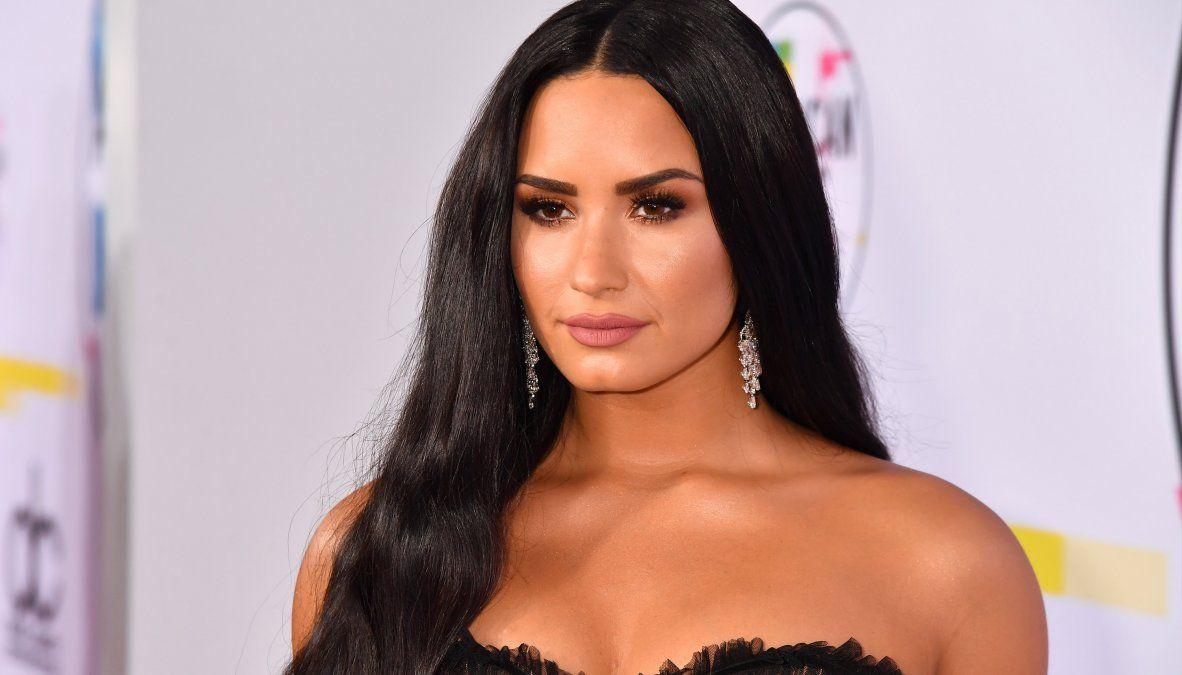 ¡Estalló internet! Demi Lovato sorprendió a sus fans con un impactante cambio de look