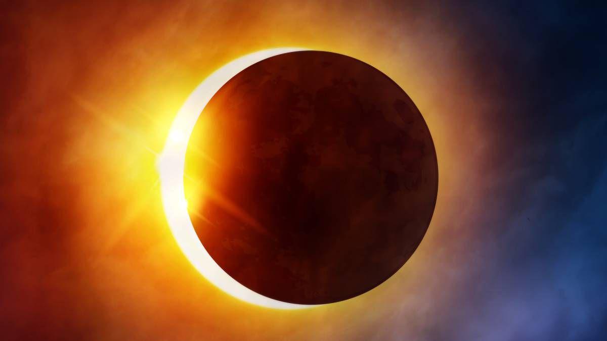 Fenómeno astronómico. Un eclipse solar se podrá ver en nuestro país el 14 de diciembre.