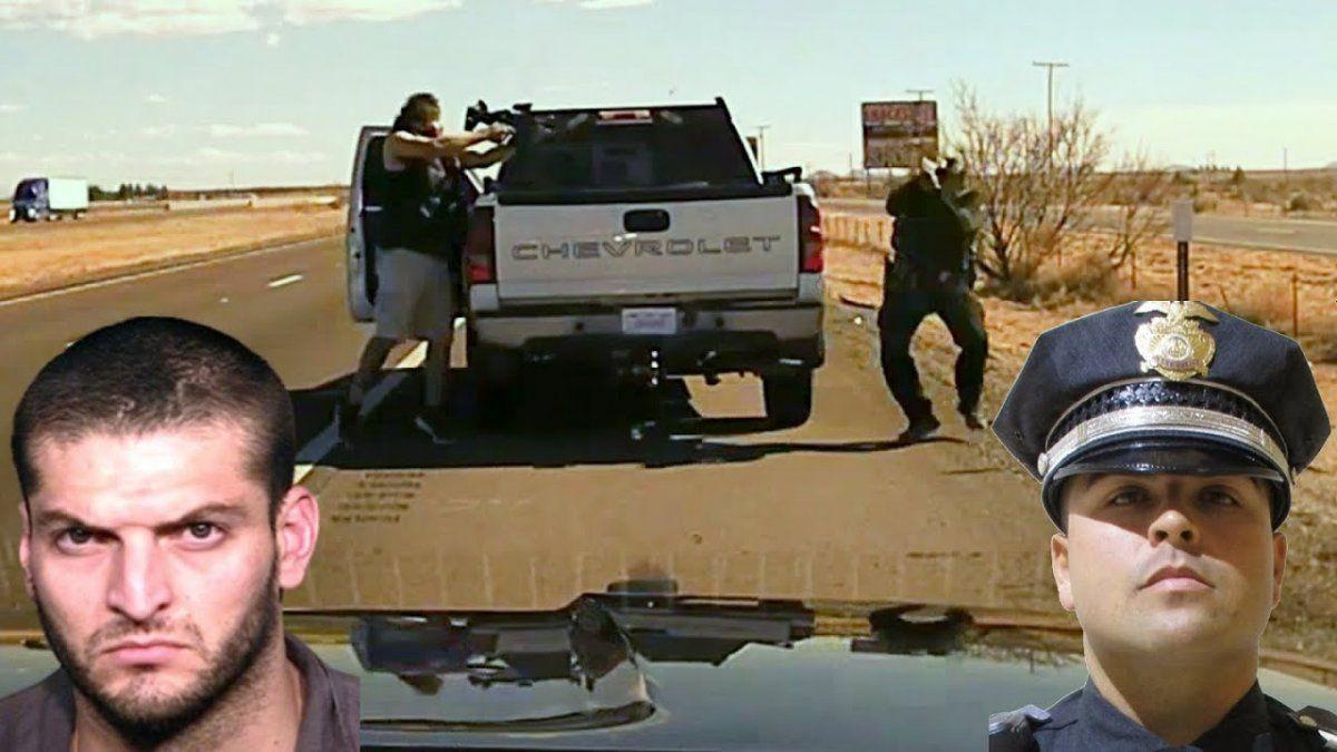 A sangre fría. Un narco acribilló a un policía que lo detuvo.