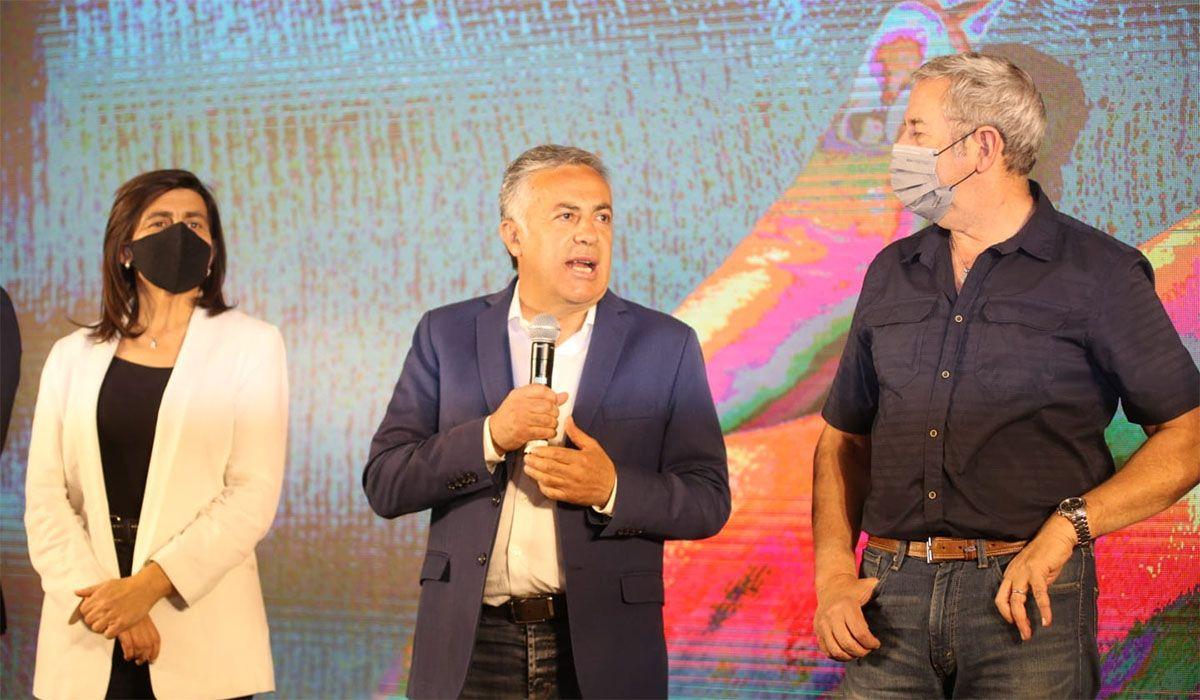 Elecciones 2021: Alfredo Cornejo encabezó la lista de precandidatos a senadores nacionales de Cambia Mendoza en estas PASO