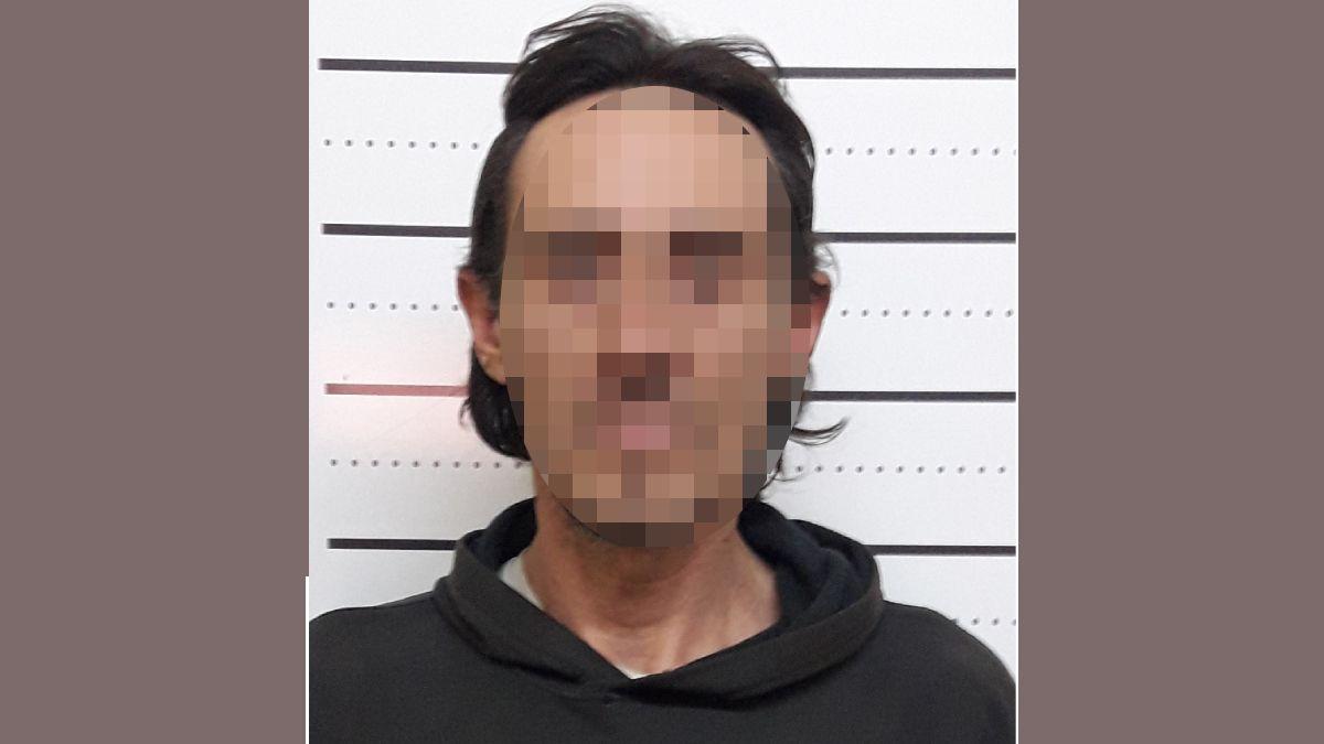 El Chacal condenado -se pixela su rostro para no develar la identidad de la víctima-.