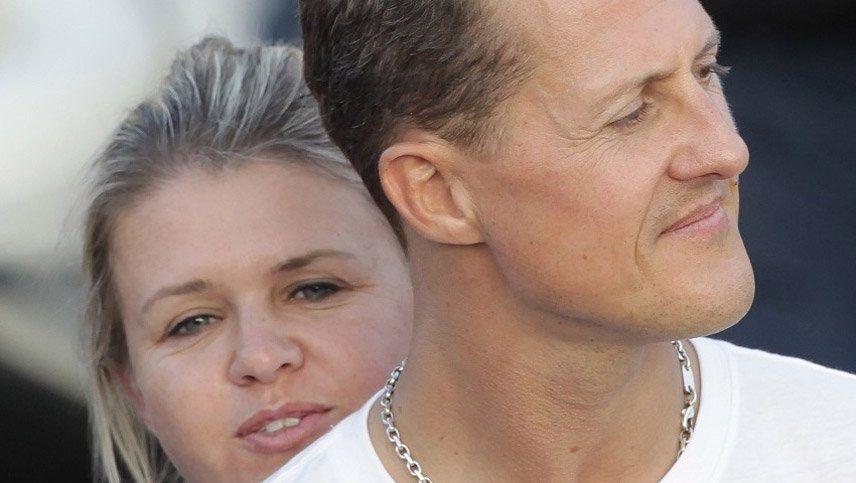 Revuelo mundial por las fotos de Schumacher postrado en la cama