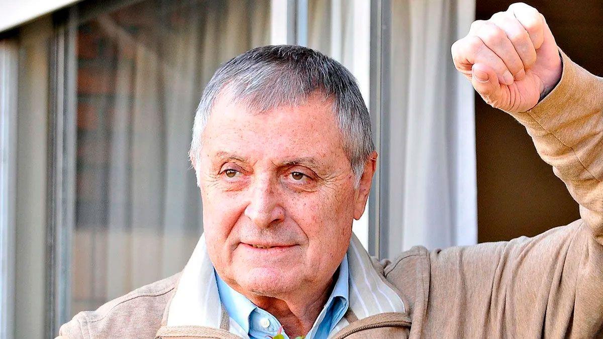 Gino Renni fue internado por Covid: Tenía las dos dosis