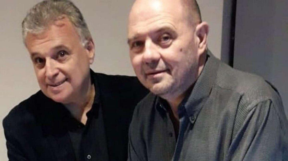 Falleció el productor teatral Daniel Comba por covid.