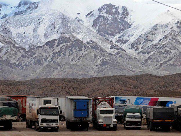 Ya le piden el PCR a los camioneros para ingresar a Chile