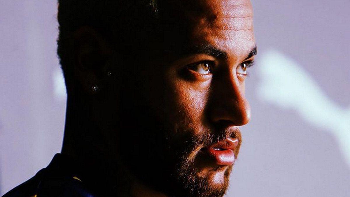 Neymar le dio al Santos la clave para que le gane a Boca