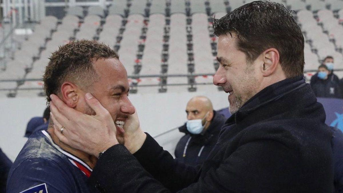 Pochettino, a días de asumir en el PSG, recibió un mazazo