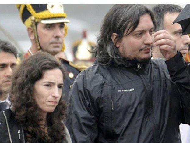 Murió la suegra de Máximo Kirchner y Cristina suspendió a última hora su viaje a Mendoza