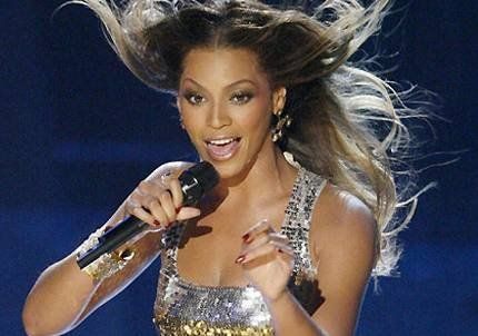 El pop sensual de Beyoncé