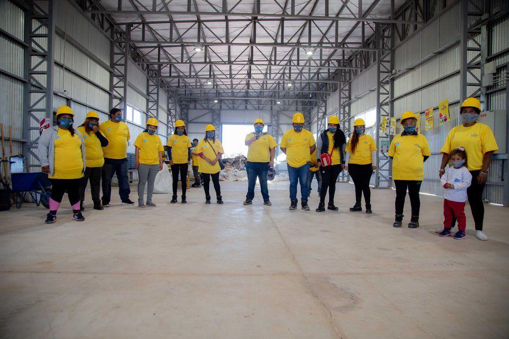 Luján de Cuyo inauguró el Centro Verde más importante de la provincia