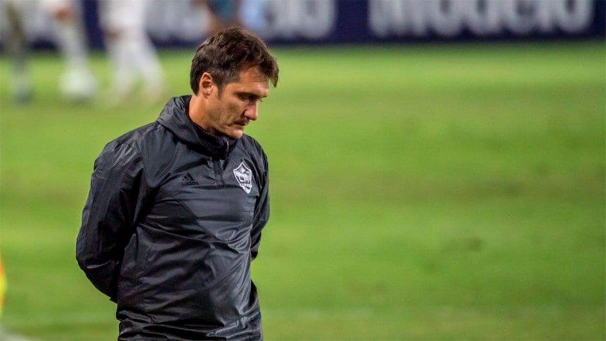Guillermo Barros Schelotto fue despedido de los Galaxy