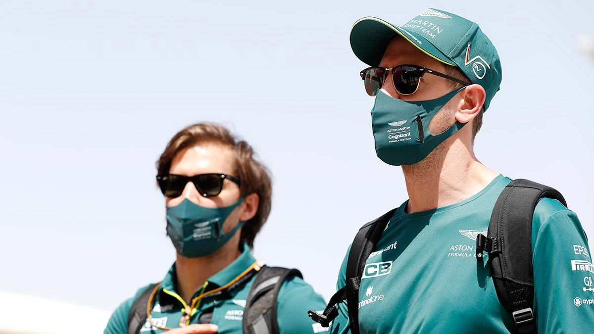 Pésima noticia para Vettel y Aston Martin
