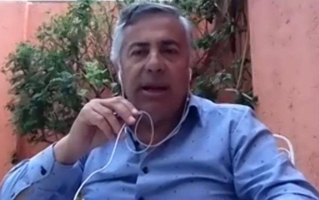 Alfredo Cornejo volvió a criticar al Gobierno de la Nación.