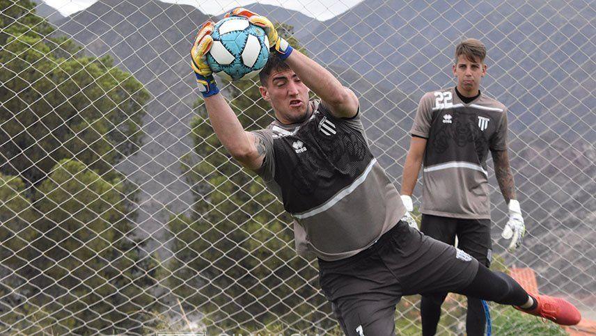 Tomás Marchiori dio vuelta la página y piensa en ganarle a Almagro
