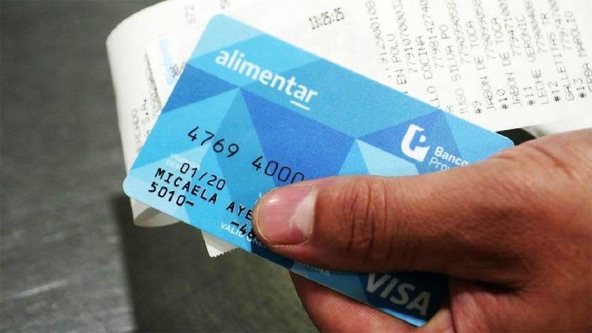 Tarjeta Alimentaria: cuándo se recarga y cuánto depositan