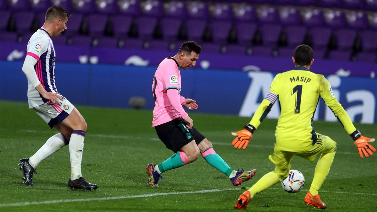 En Barcelona preparan una gran oferta para retener a Messi