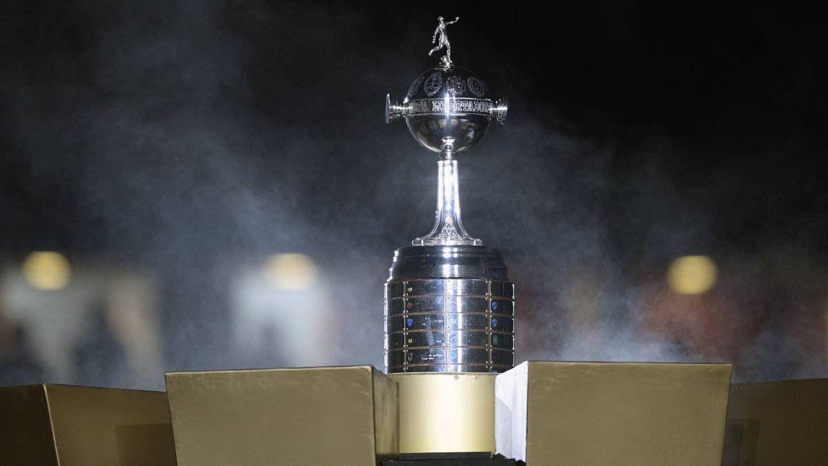 El sorteo define los cruces en la Copa Libertadores.