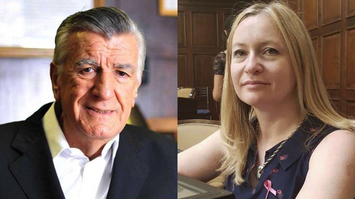 José Luis Gioja no le dejó pasar el desafortunado comentario a la diputada del PRO