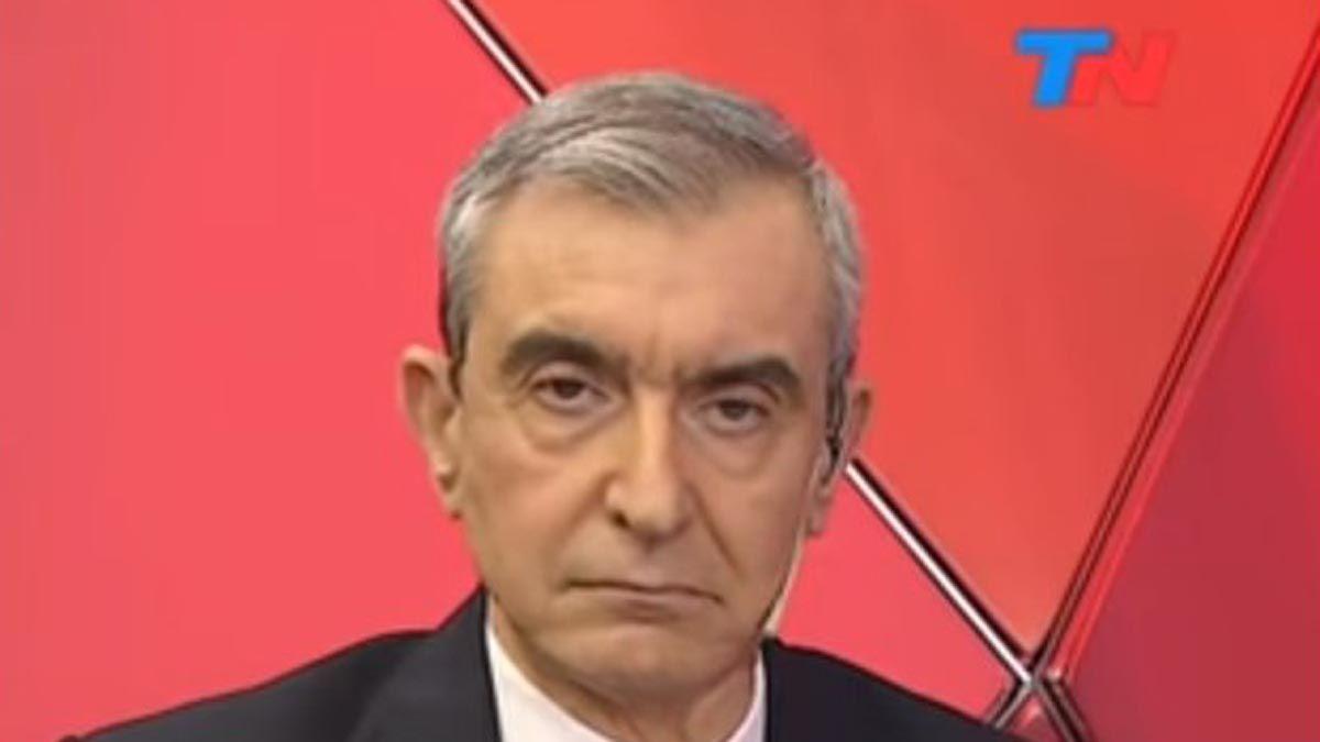 Nelson Castro criticó severamente a Alberto y a Cristina