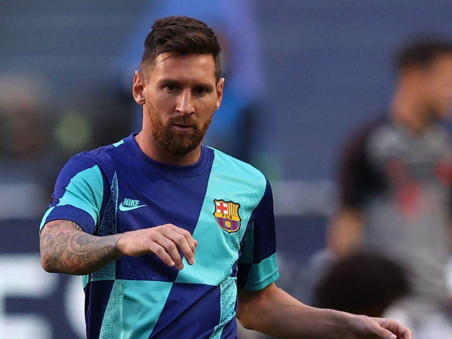 Messi y una mega oferta que lo acerca al Manchester City