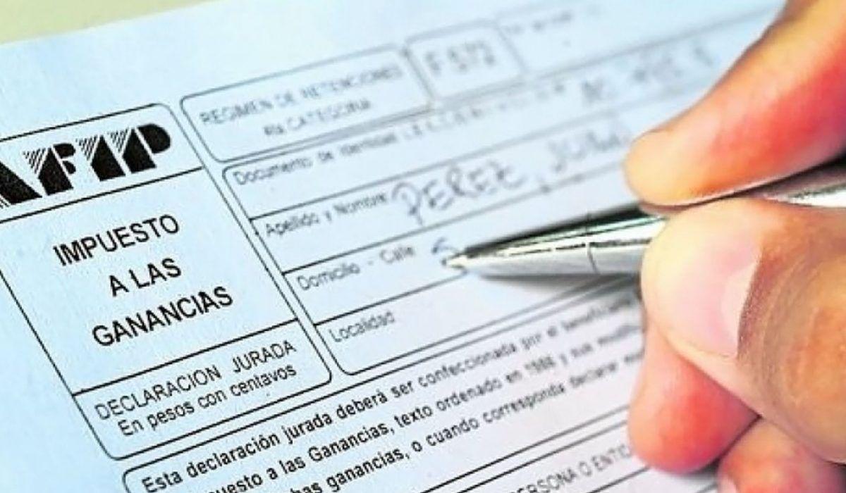 AFIP reglamentó la suba del mínimo no imponible del Impuesto a las Ganancias