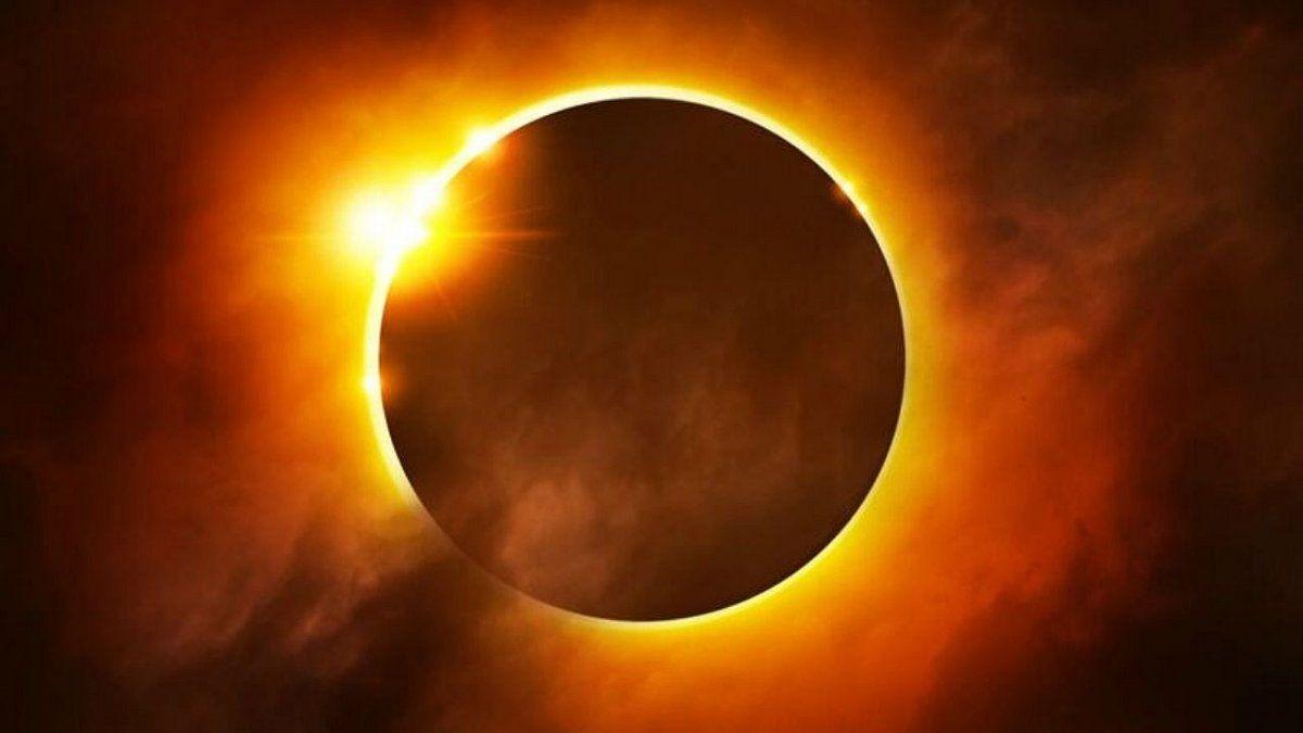 Cómo será el gran eclipse solar que se verá el 2 de julio en la Argentina